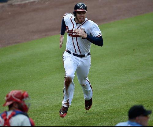 Atlanta Braves top Philadelphia Phillies for rare home win