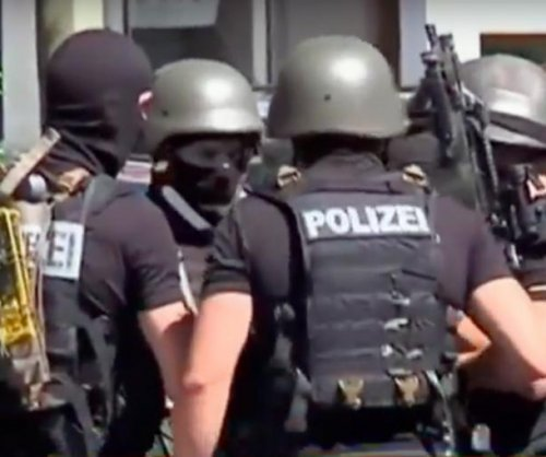 German police puzzled by masked movie theater attacker's motives