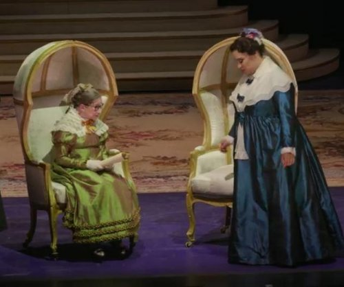 Ruth Bader Ginsburg makes her opera debut