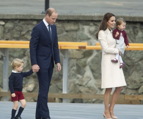 Royal toddlers George, Charlotte to be in Pippa Middleton's wedding