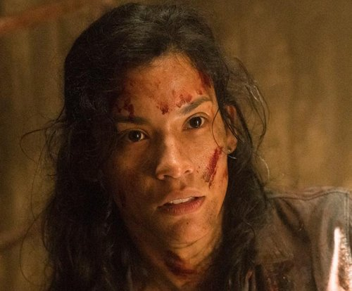 'Fear the Walking Dead:' Danay Garcia talks Season 3 challenges for Luciana and Nick