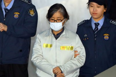 South Korea scandal figure gets jail term for soliciting favors for daughter