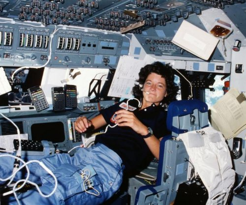 On This Day: Sally Ride becomes first U.S. woman in space