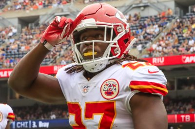 Chiefs look ahead following RB Kareem Hunt's release