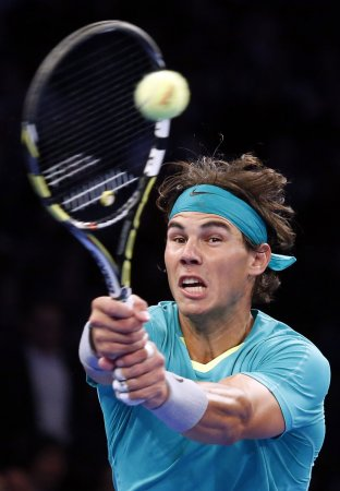 Nadal back to No. 4 in tennis rankings