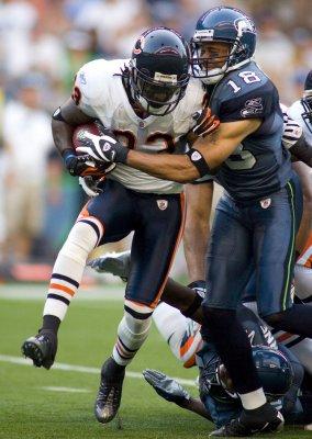 NFL: Seattle 29, Chicago 26 (OT)