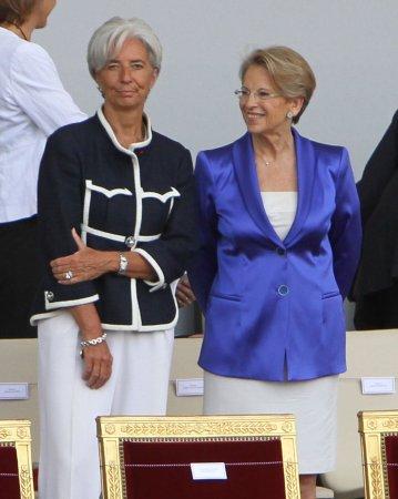 IMF names Lagarde madame chairman