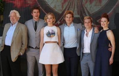 'Hunger Games' has officially finished filming