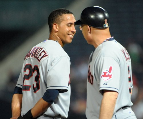 Cleveland Indians' Michael Brantley drives in winner in 16th vs. New York Yankees