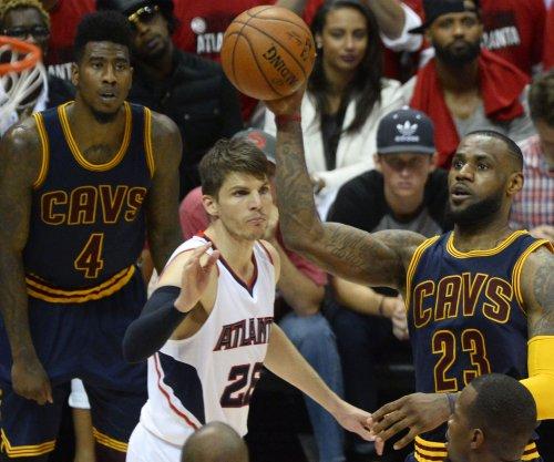 Cleveland Cavaliers lose injured Iman Shumpert for 12-14 weeks