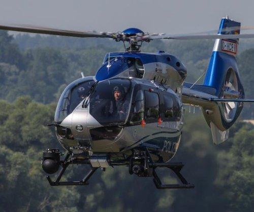 German police get first of six Airbus helos