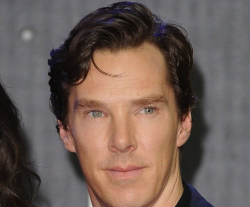 Benedict Cumberbatch spotted on 'Doctor Strange' set