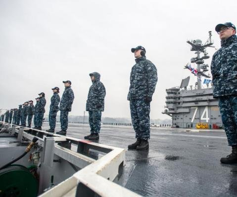 U.S., China warships join in naval training exercise