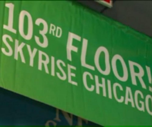 Thousands climb 103 flights of stairs at Chicago's Willis Tower