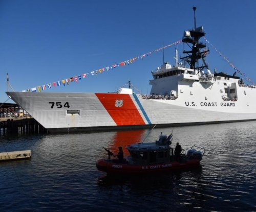 U.S. Coast Guard avoids budget cuts