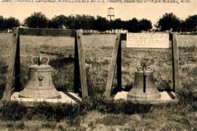 Duterte to U.S.: Return Balangiga bells seized in 1901