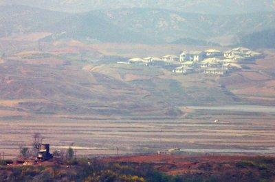 Inter-Korean ties still precarious ahead of military talks, N. Korea blames U.S.