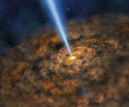 Astronomers record echoes of black hole eating a passing star