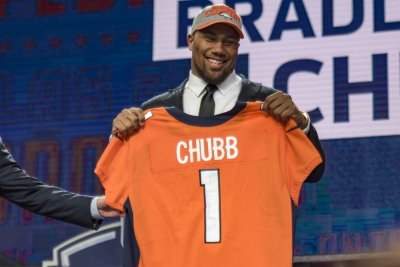No trade needed for Broncos to bag Chubb