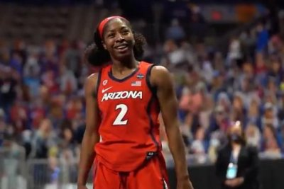 Women's Final Four: Arizona stuns UConn for first trip to title game