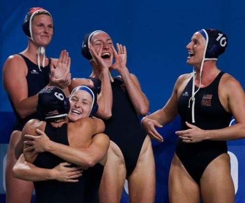 U.S. women's water polo team downs Russia to make Olympic final