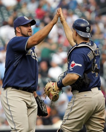 Heath Bell added to NL all-star team