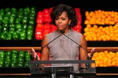 Michelle Obama tapes Oprah Winfrey episode