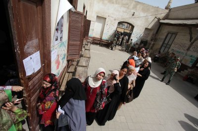 Few signs of foul play in Egyptian vote