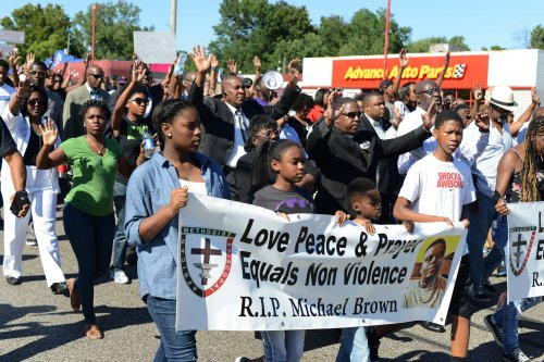 Ferguson police: Protest, rally, hold vigils during daylight hours