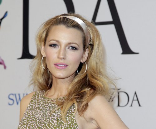 Blake Lively debuts first-ever dress design
