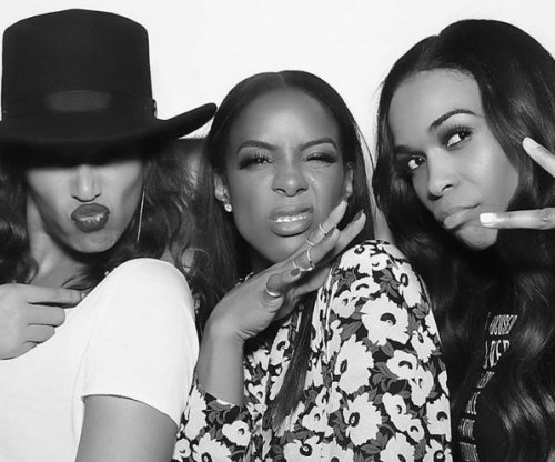 Destiny's Child reunite for Kelly Rowland's 35th birthday