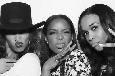 Destiny's Child reunite for Kelly Rowland's 35th birthday