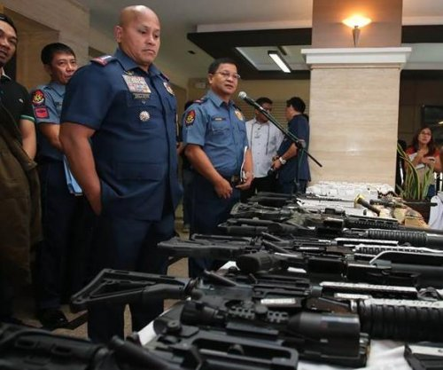 Weapons destined for Abu Sayyaf group seized in Philippines