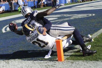 Los Angeles Rams release CB Coty Sensabaugh