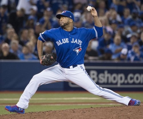 Toronto Blue Jays replace Francisco Liriano with Danny Barnes on ALDS roster