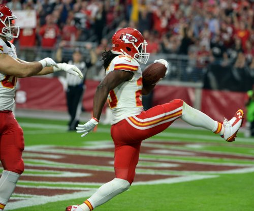 Kansas City Chiefs RB Jamaal Charles still not 100 percent