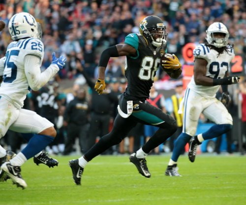 Jacksonville Jaguars WR Allen Hurns struggling after breakout year