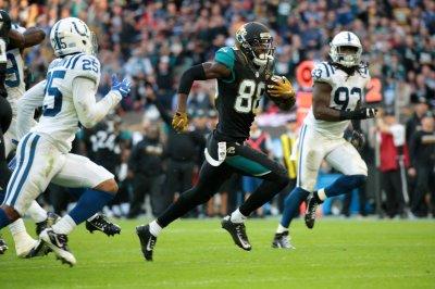 Jacksonville Jaguars WR Allen Hurns struggling after breakout year