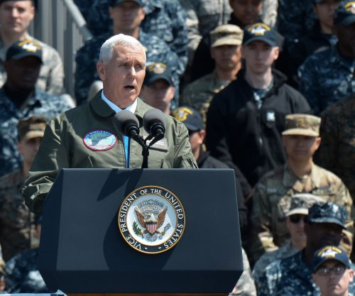 Mike Pence: U.S. would defeat North Korea attacks against Japan