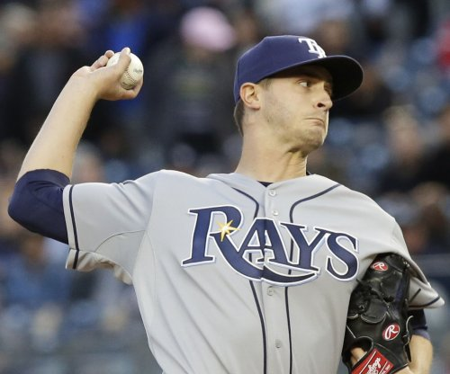 Jake Odorizzi, Tampa Bay Rays shut down Toronto Blue Jays