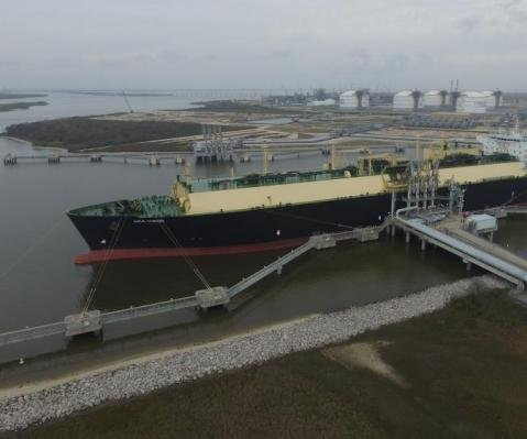 U.S. could be world's No. 3 LNG exporter