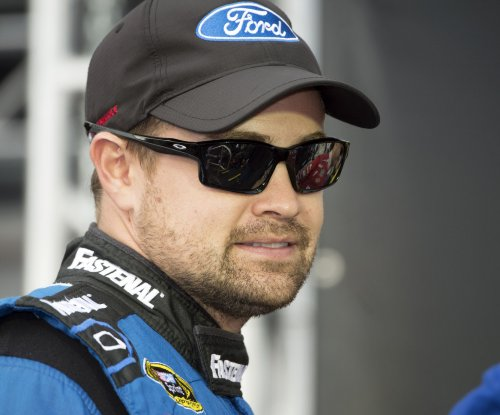 NASCAR preview: Ricky Stenhouse ready to battle at Dover