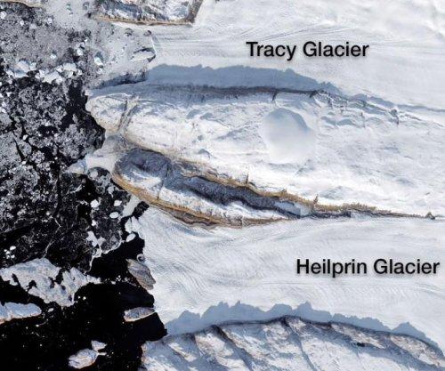 NASA study solves Greenland glacier mystery