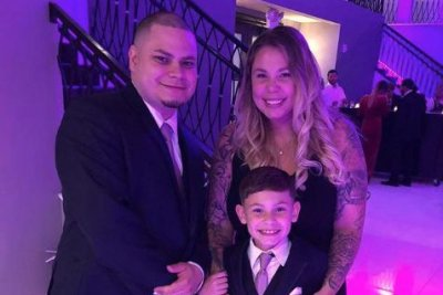 Kailyn Lowry attends Jo Rivera's wedding to Vee Torres