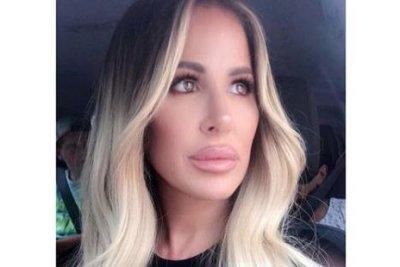 Kim Zolciak denies Photoshopping her 4-year-old twins
