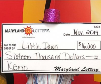 Maryland woman wins two big Keno jackpots in one day