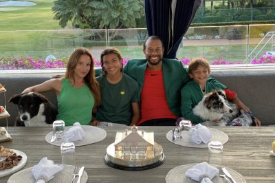Tiger Woods has 'quarantine style' Masters Champions Dinner