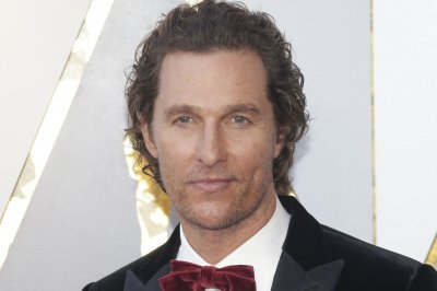 Matthew McConaughey says family has no 'idle time' on 'Today'