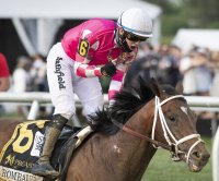 After Rombauer's Preakness win, attention shifts to Belmont