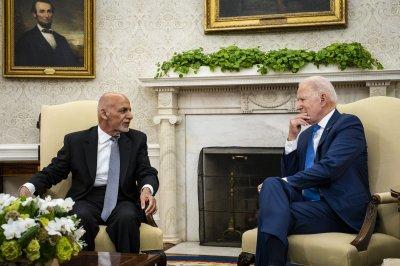 Afghan leader Ashraf Ghani blames U.S. pullout for Taliban resurgence